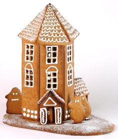 Adorable! Gingerbread Moominhouse Mould Set - Moominworld shop