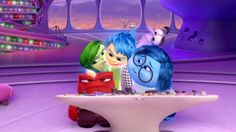 Inside Out Pixar 2015 Movie