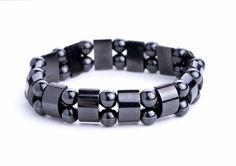 naramok-hematit-obdlznik-gulicky-maly-2 Bracelets, Men, Jewelry, Fashion, Moda, Jewlery, Jewerly, Fashion Styles, Schmuck