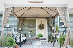 Most often backyards get overlooked until we have a BBQ party and realize the length of our neglect. Check out these backyard makeovers for ideas!