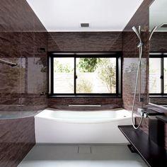 システムバスルーム『サザナ』 : 【夢のマイホーム】お洒落なお風呂のアイディア実例集【どんなお風呂にする?】 - NAVER まとめ House Design, House Plans, Ideal Bathrooms, House, Home, Interior, Bathroom Design, Bath, Room