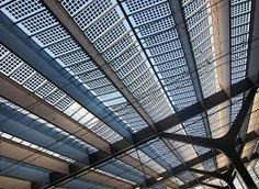 pv cells glass roof rotterdam - Google Search