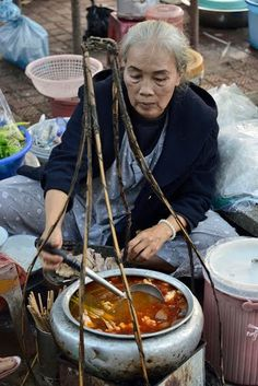 Thua Thien-Hue, Vietnam Street Food   - Explore the World with Travel Nerd Nici, one Country at a Time. http://TravelNerdNici.com
