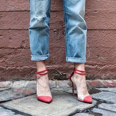 Tuesday Shoesday  // shop these @rayethelabel beauties now on #largodrive #shoesday