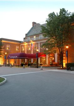 Dearborn Inn - we will be reserving a block of rooms here for guests