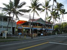 Kailua-Kona, Hawaii; This is where I am going to live when I retire!!