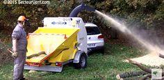 SAELEN : Découvrez le broyeur de végétaux GS COBRA 75DS, une démonstration de puissance , rendement et ergonomie présentée aux M.I.E.V. 2015
