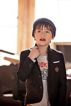 Veste de costume garçon IKKS