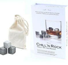 "51c723c4e75e1  ""Chill 'N Rock"" set of 9 Whiskey Stones"