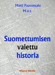 E-kirja: Suomettumisen vaiettu historia. Myös iPad-tabletille iBookstoresta.