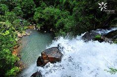 Actividades al aire libre y descubrir sitios alucinantes! ¡La #naturalezaparaguaya te va a encantar! #Paraguay
