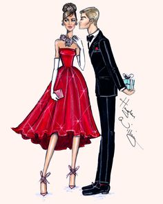 Hayden Williams Fashion Illustrations | Fashion Illustrator & Designer. Conquering the world one fashion ...
