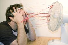 We help you keep cool when your air conditioner breaks and it's hot outside with these 9 tips.
