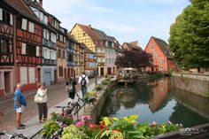 Colmar, France, And I will visit that awesome place with my fiacee hedongg -Heyna