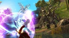 the visuals of guild wars 2 are stunning
