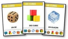 2d And 3d Shapes, Alternative Education, Counting Games, English Games, Montessori Math, Math Addition, Trouble, School Games, Cycle 3