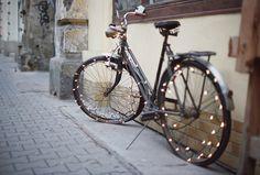 как украсить велосипед   @beztapok