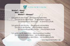 Szókincs :: Lupán Német Online German Language Learning, Learn German