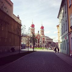 Novy park / památník v Plzni #pilsen #plzen #synagogue #igerscz #memorial