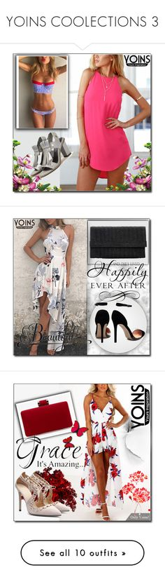 """""""YOINS COOLECTIONS 3"""" by ozil1982 ❤ liked on Polyvore featuring yoins, yoinscollection, loveyoins, WALL and Deborah Lippmann"""