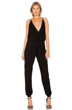 YFB CLOTHING Rodney Jumpsuit in Black | REVOLVE