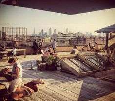 Netil 360 Rooftop Launch 4th May