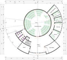 Planetarium on Behance