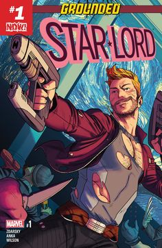 Star-Lord (2016) #1 #Marvel @marvel @marvelcomics #StarLords (Cover Artist: Kris Anka) Release Date: 12/21/2016