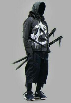 Punk Samurai