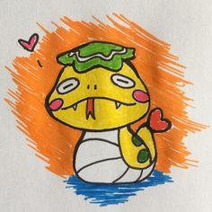 Nokos are my favourite Yo-Kai! They're so adorable! Kai, My Arts, My Favorite Things, Watch, Anime, Clock, Anime Shows, Wrist Watches
