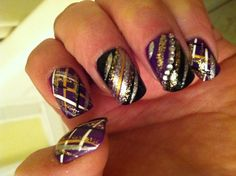 My Baltimore Ravens Nails 1 28 13 Only