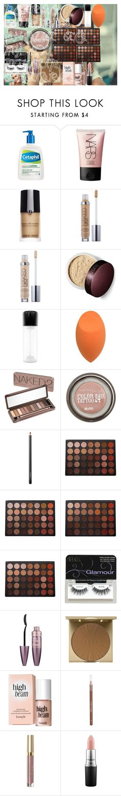 """PERRIE EDWARDS SHOUT TO MY EX MAKEUP TUTORIAL"" by oroartye-1 on Polyvore featuring beauty, Cetaphil, NARS Cosmetics, Giorgio Armani, Urban Decay, MAC Cosmetics, Maybelline, Morphe, Ardell and Stila"