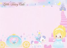 "https://flic.kr/p/AMZr5i | Q-lia ""Little Fairy Tale"" Mini Memo (Cinderella)"
