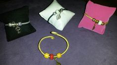 Bracelets en vente