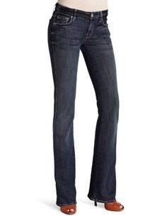 7 For All Mankind Women's 'A' Pocket Jean. $198