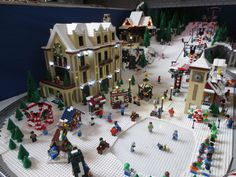 KCBricklab Union Station Holiday 2014 (Day)