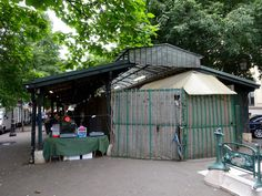 Paris Markets, Shed, Outdoor Structures, Barns, Sheds
