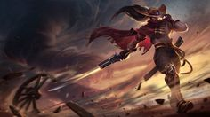 Yasuo High Noon LoL 77