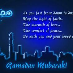 Ramadan Greetings, Ramadan Mubarak, Faith, Neon Signs, Peace, Messages, Texting, Loyalty, Text Posts