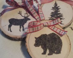 wood burning christmas stencils - Google Search