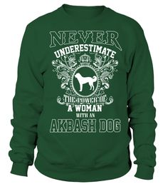 # Woman-with-an-Akbash-Dog .  never underestimate the power of a woman with an Akbash Dog