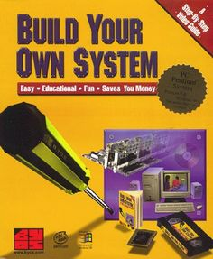 Build Your Own System - Pentium and Windows 95 delivers knowledge specific solutions on how to build, upgrade and test PC of your choice without being an expert, while giving your pocketbook a break.  This easy to understand, step-by-step tutorial contains the BYOS Video Guide (45 minutes) and Handbook (150 pages). The kit delivers practical, easy-to-use concepts that help beginning to intermediate users build and use their PC systems more effect...