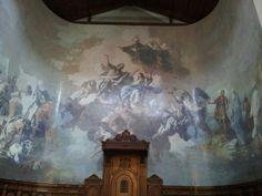 Mosaico interno cattedrale di squillace