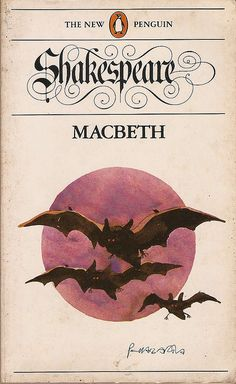 I love Paul Hogarth's Shakespeare covers
