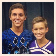Matt Smith from Cheer Athletics Cheetahs <3