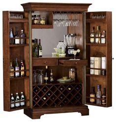 54 best home bar furnishings images wine cabinets wine bar rh pinterest com