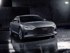 10 Cool Audi Prologue Car Wallpaper