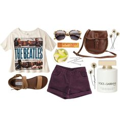 Lunchbox Days, created by rachelgasm on Polyvore