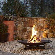 SUNSET #Feuerschale #arshabitandi #fire_pit #firepit #lagerfeuer