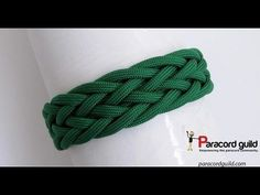 How to Make a Paracord Celtic Bar Bracelet- Mad Max Style Closure- Vikings Style Bracelet - YouTube